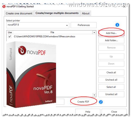 novapdf 8 activation key