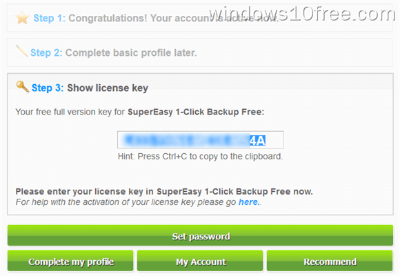 SuperEasy 1-Click Backup Register License Key 05