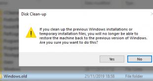 How Do I Delete Windows.old Folder Featured