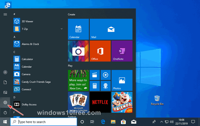 Windows 10 in Safe Mode Settings 01
