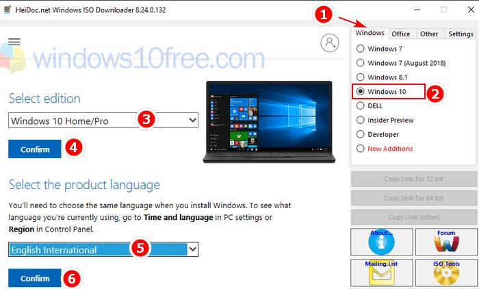 Windows Iso Downloader Heidoc