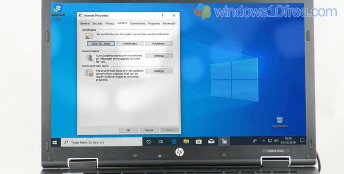Windows 10 Keyboard Shortcuts Dialog Box Shortcuts