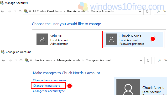 Windows 10 Change Password 03